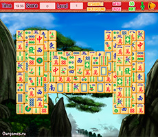 Mahjong China Solitaire
